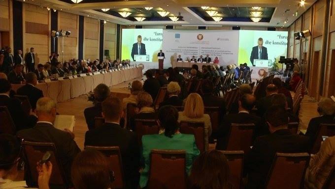 Konferencë për 25 vjetorin e krijimit të Gjykatës Kushtetuese