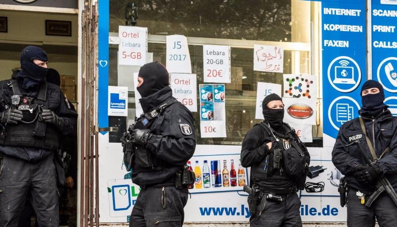 Policia gjermane arreston një 19-vjeçar sirian: Plan konkret për një sulm terrorist masiv
