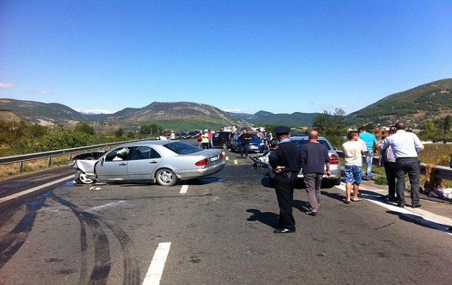 Nga janari në shtator 166 persona humbin jetën në aksidentet rrugore