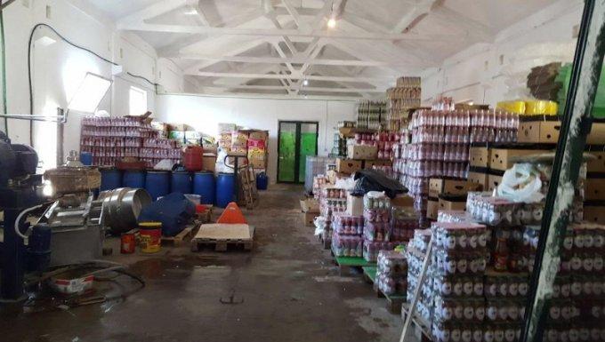 AKU Durrës sekuestron në Sukth një magazinë-stallë