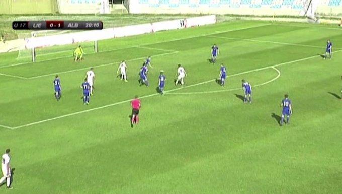 Shqipëria U17 mbyll me fitore ndeshjet e europianit