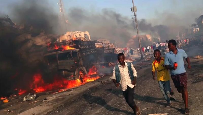 Sulm terrorist në Somali, 23 të vdekur dhe mbi 30 të plagosur