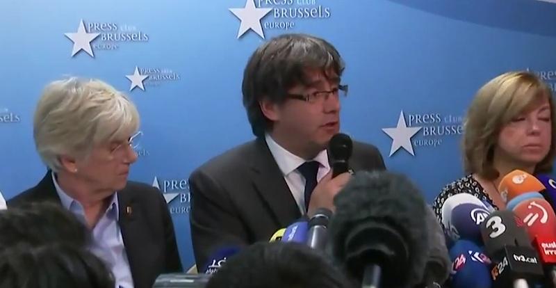 Gjykata e Spanjës thërret për dëshmi presidentin e shkarkuar të Katalonjës
