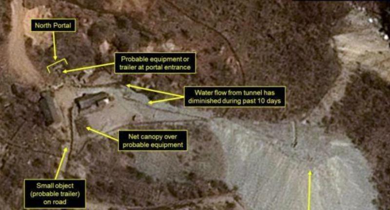 Shembet tuneli bërthamor në Korenë e Veriut, dyshime për mbi 200 të vdekur
