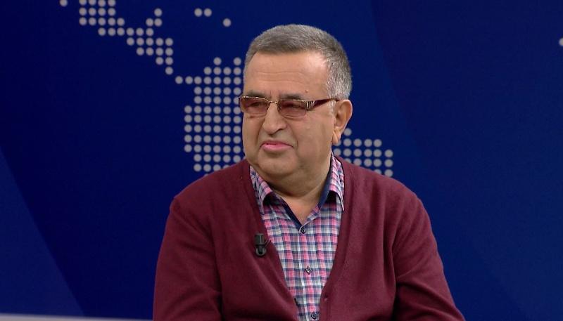 Fatos Klosi intervistë në ABC News