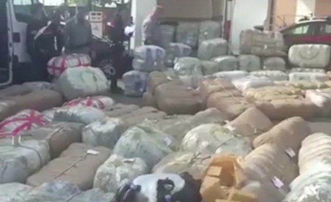 Itali, 19-vjeçari Rolando Rapaj nga Vlora korrieri që transportoi 2 tonë drogë