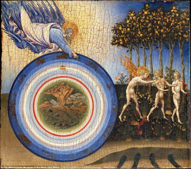 Vizioni i njerëzve për universin në 600 vite – Abc News