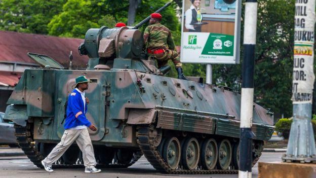 Zimbabve, bisedime për formimin e qeverisë pas rrëzimit të Mugabe