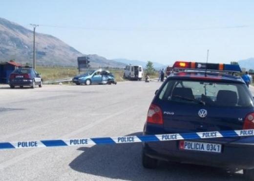 Një automjet përplas për vdekje këmbësoren te ura e Dajlanit