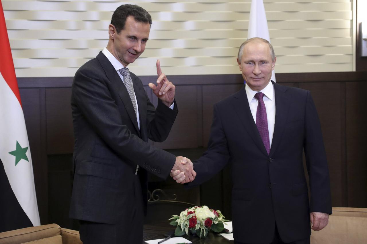 Assad: Sulmet e Perëndimit bashkojnë Sirinë