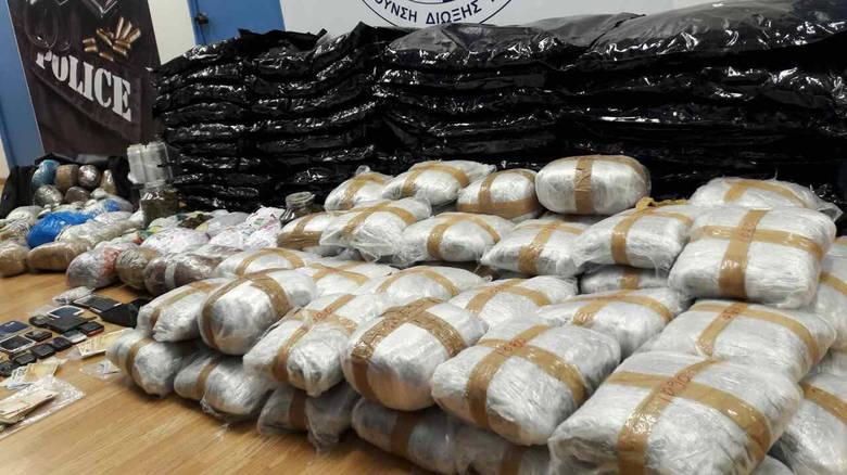 Sekuestrohet 300 kg marijuan pranë kufirit shqiptaro-grek