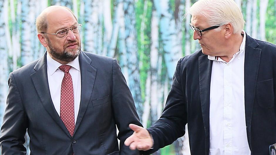 Schulz takon Steinmeier për refuzimin ndaj koalicionit qeverisës