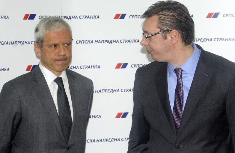 Tadiç akuzon Vuçiç se e ka pranuar sistemin juridik të Kosovës