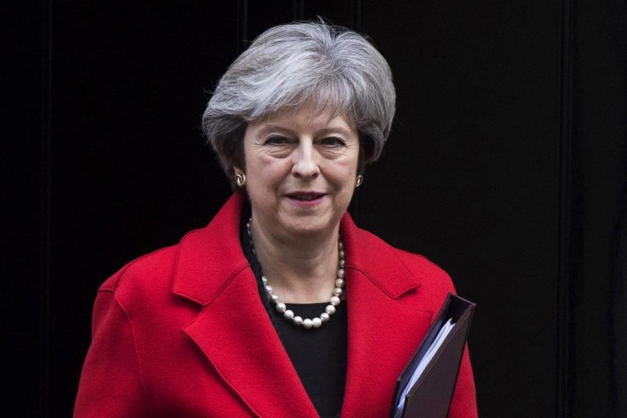 Qeveria britanike miraton një marrëveshje për tregtinë e lirë me BE