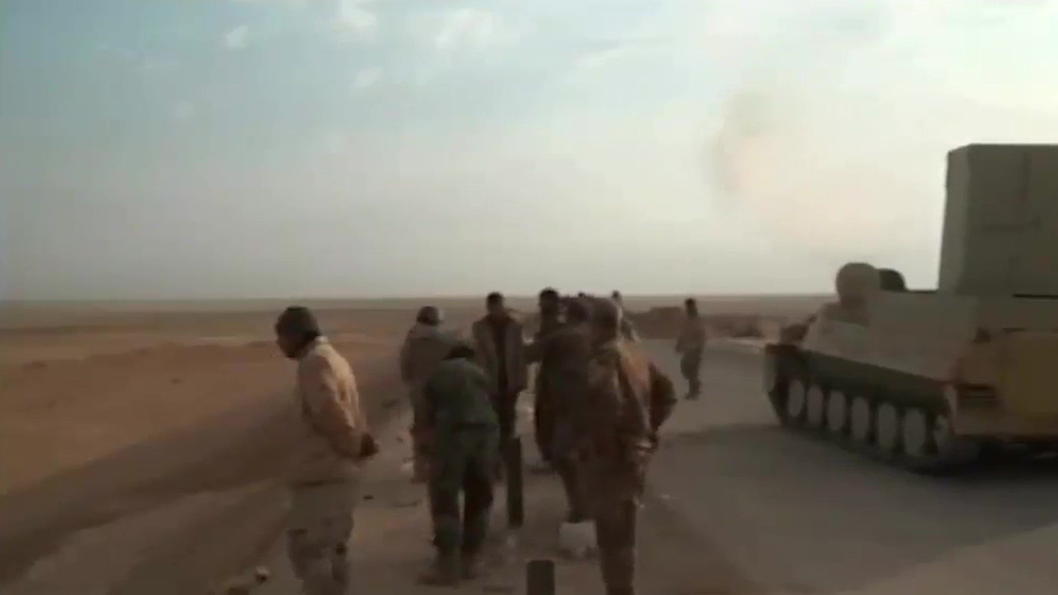 Forcat ushtarake irakene rimarrin qytetin e fundit të kontrolluar nga ISIS