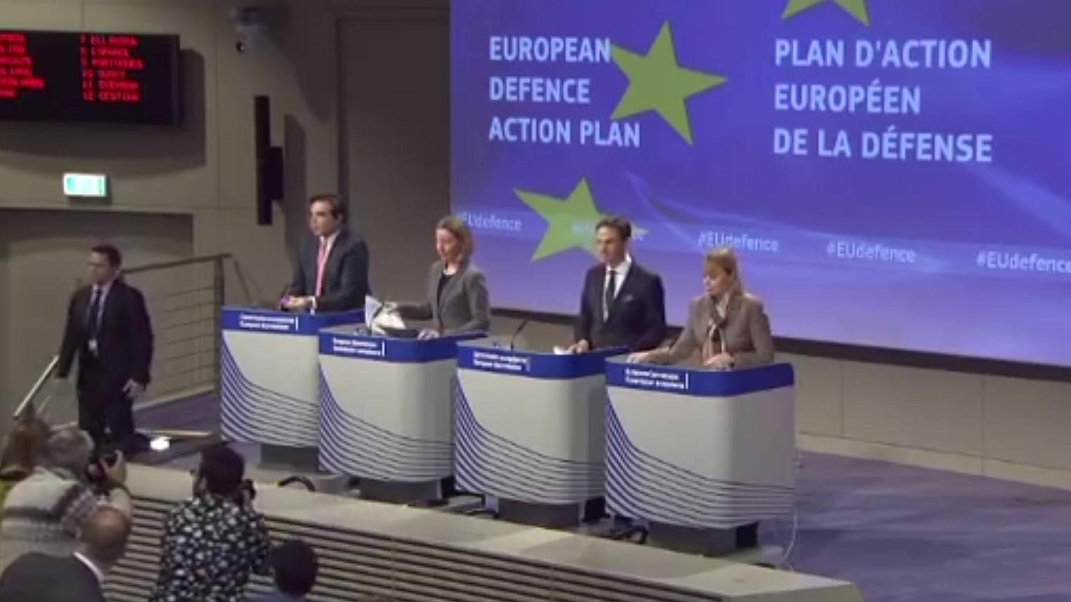 BE, 23 shtete firmosin për mbrojtjen e përbashkët