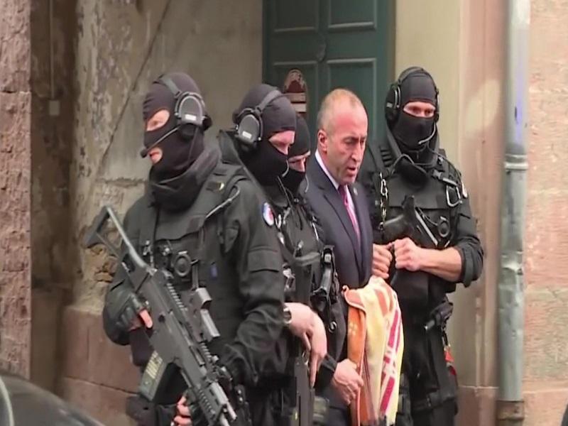 Serbia refuzon të heqë urdhër-arrestin ndërkombëtar për Haradinajn