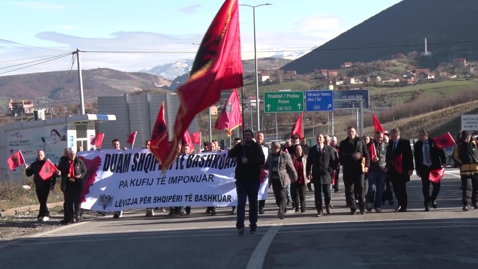 Përfaqësues nga Kosova, Shqipëria, Maqedonia e Presheva në Vërmicë
