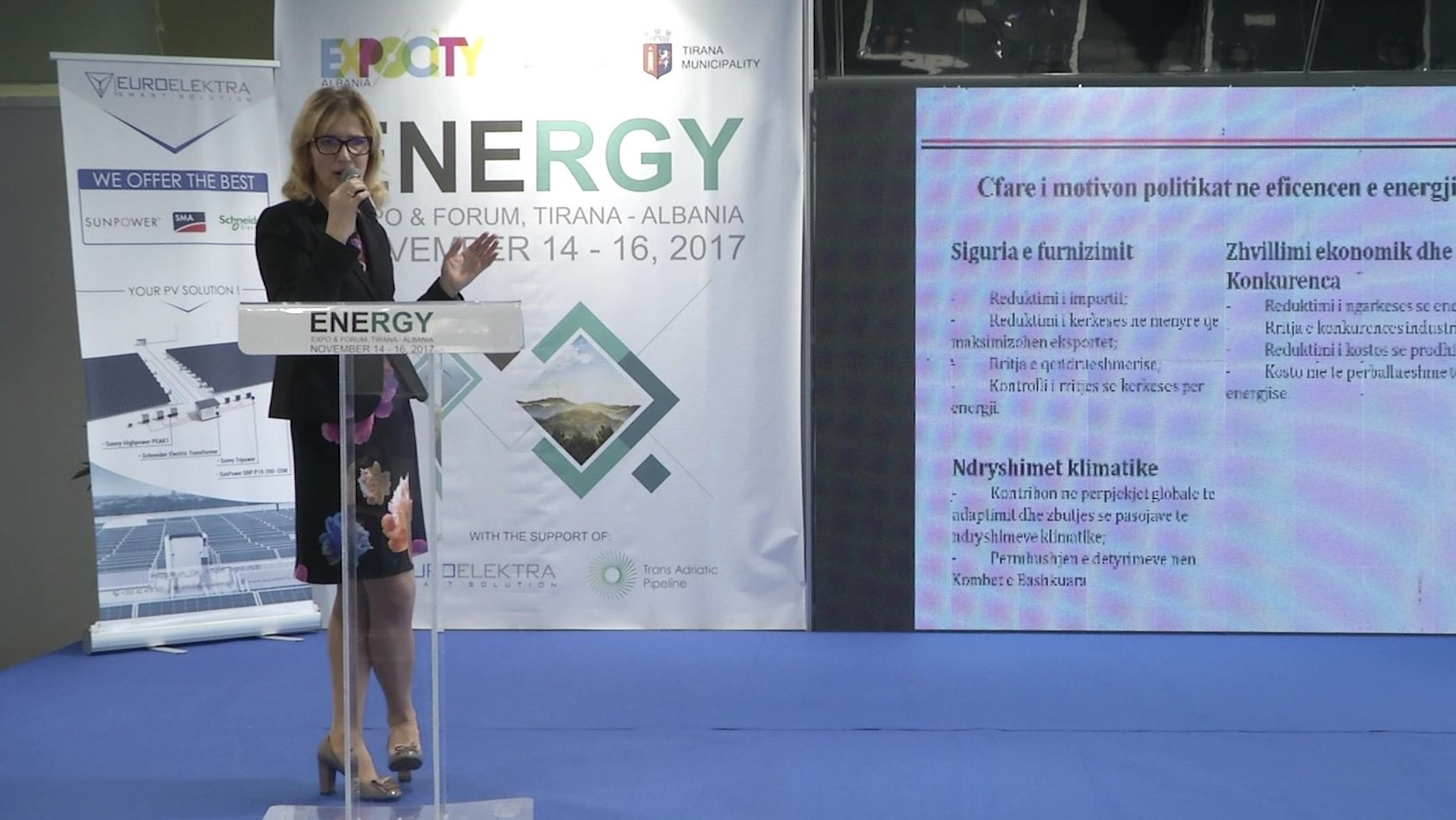 Energy Expo-Forum 2017, efiçensa e energjisë së rinovueshme