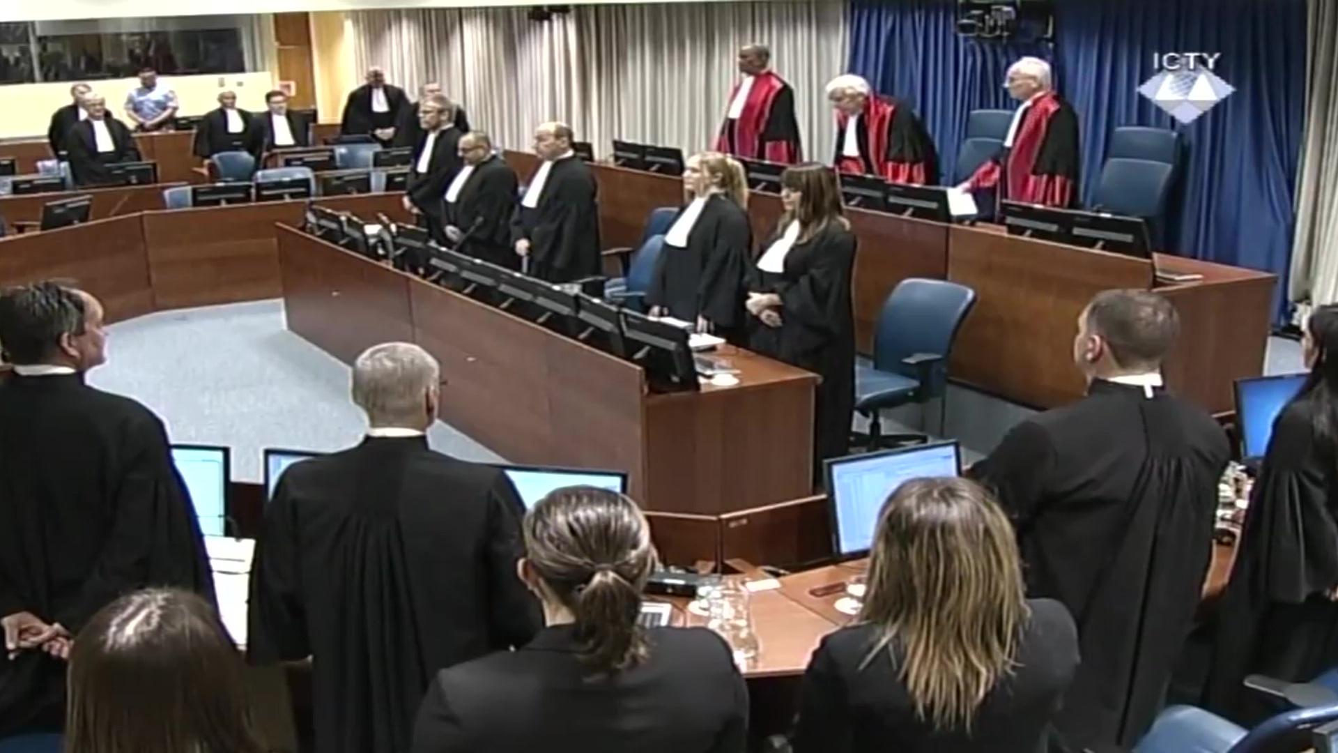 Gjykata e Hagës: Tudxhman mori pjesë në krime në Bosnjë