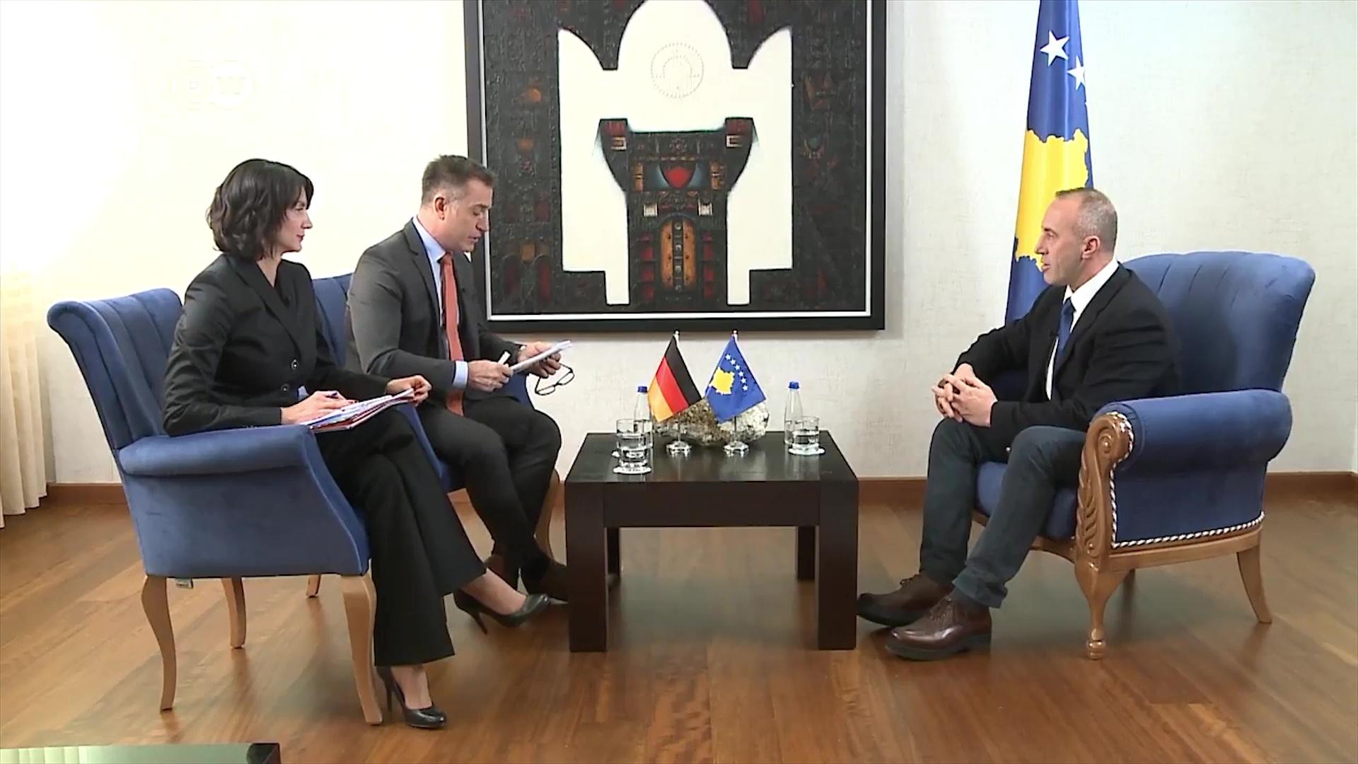 Haradinaj në serbisht: Lojërat me kufij në Ballkan janë të rrezikshme