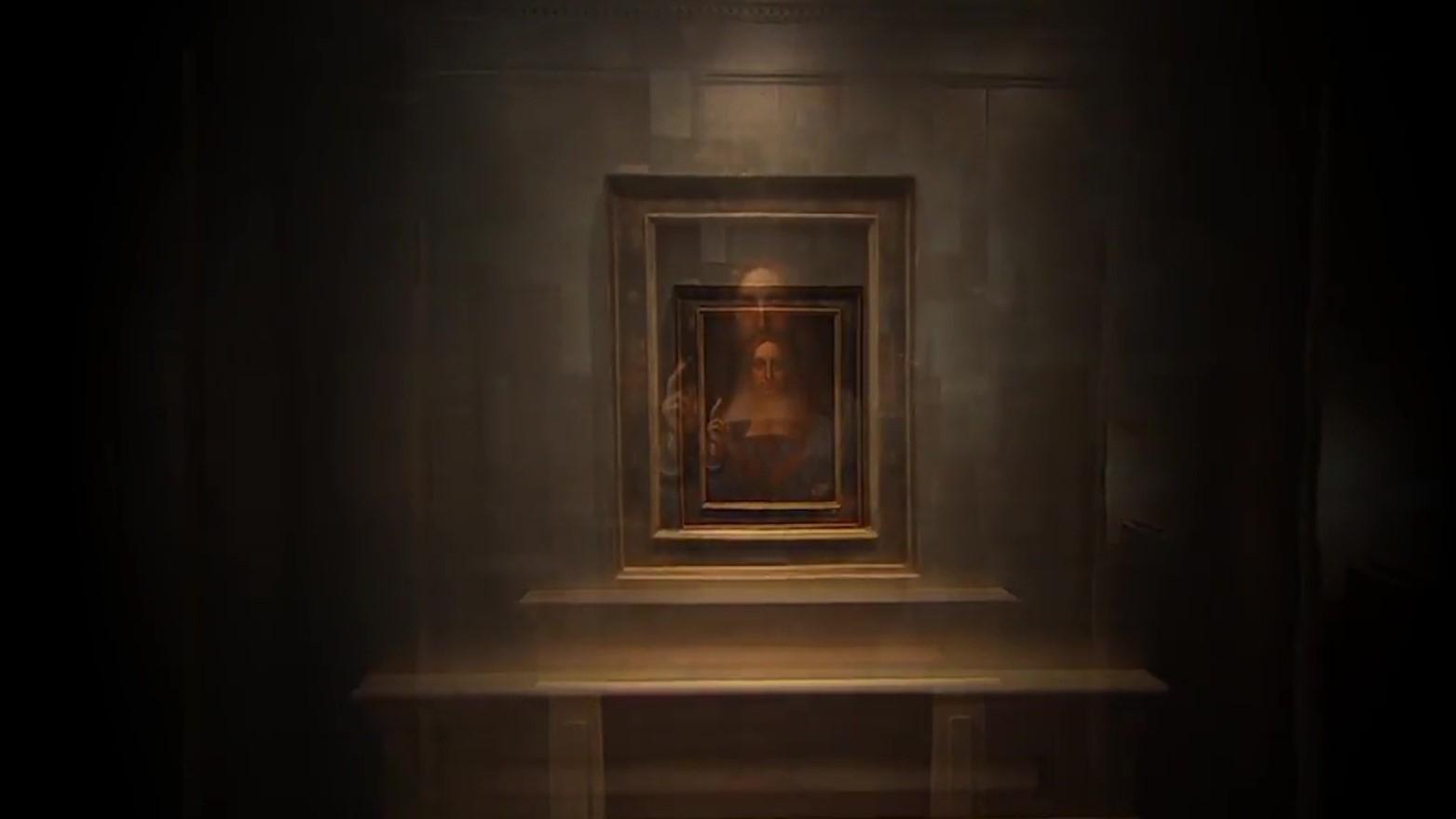 """450 milionë dollarë për """"Salvator Mundi"""" e Leonardo Da Vinçit"""