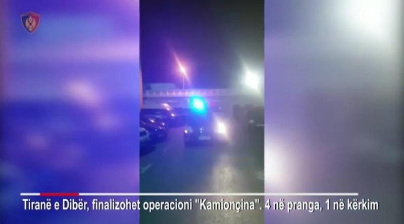 Goditen disa grupe trafiku kanabisi dhe vjedhjeje makinash, 9 të arrestuar