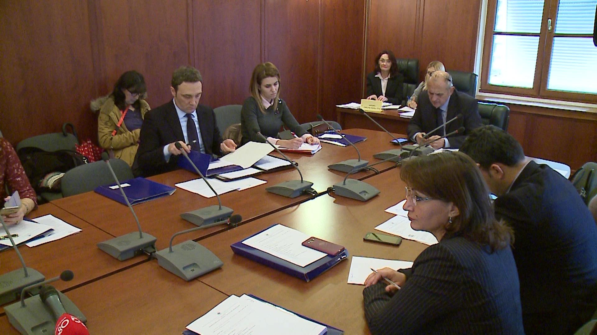 Grupet e interesit në Komisionin e Shëndetësisë