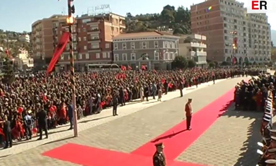 Shqipëria e Kosova festojnë në Vlorë 105 vjetorin e pavarësisë