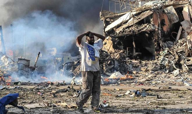 Somali, 13 viktima e 15 te plagosur nga një sulm kamikaz në një shkollë policie