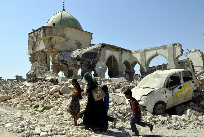 Irak, mbi 9,000 civilë të vdekur në Mosul