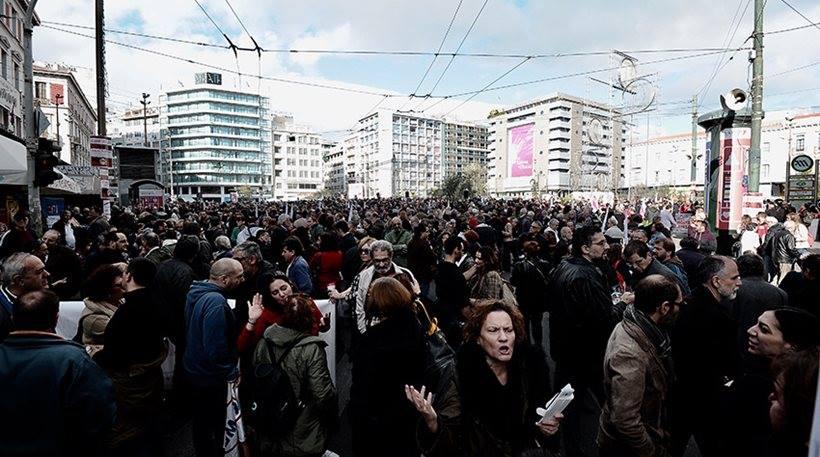 Greqia në grevë të përgjithshme 24 orëshe