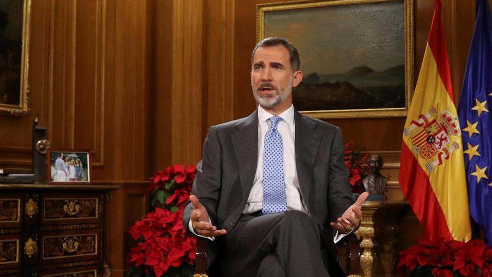Mbreti i Spanjës apel katalanasve: Mos kërkoni pavarësinë