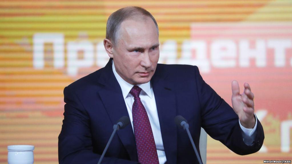 Putin nis konferencën vjetore përballë 1600 gazetarëve nga e gjithë bota