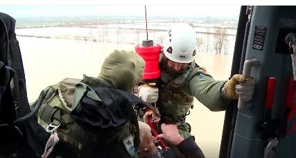 Rama publikon videon eoperacionit të shpëtimit të FA