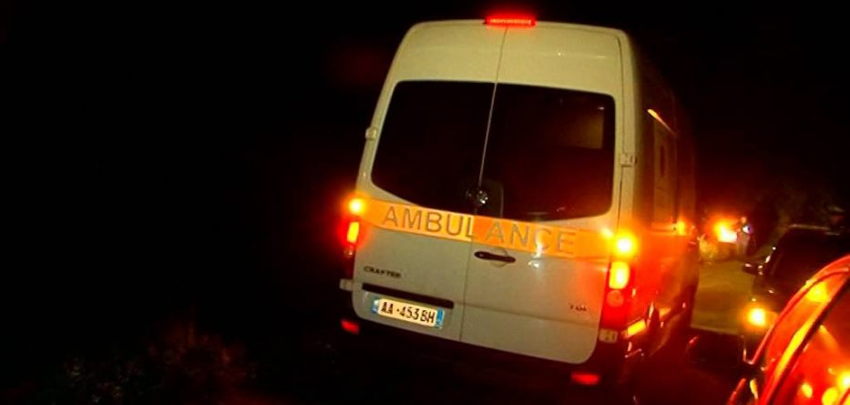 Përplasen 3 makina në aksin rrugor Lezhë-Milot