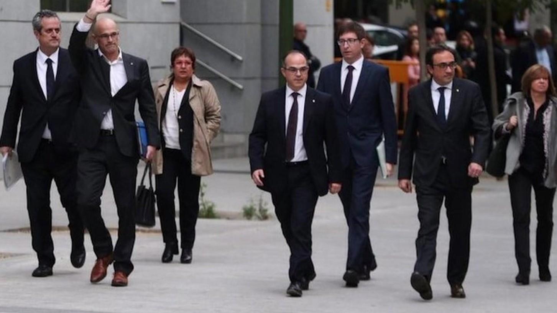 Spanjë: Lirohen 6 politikanë spearatistë, 4 në burg
