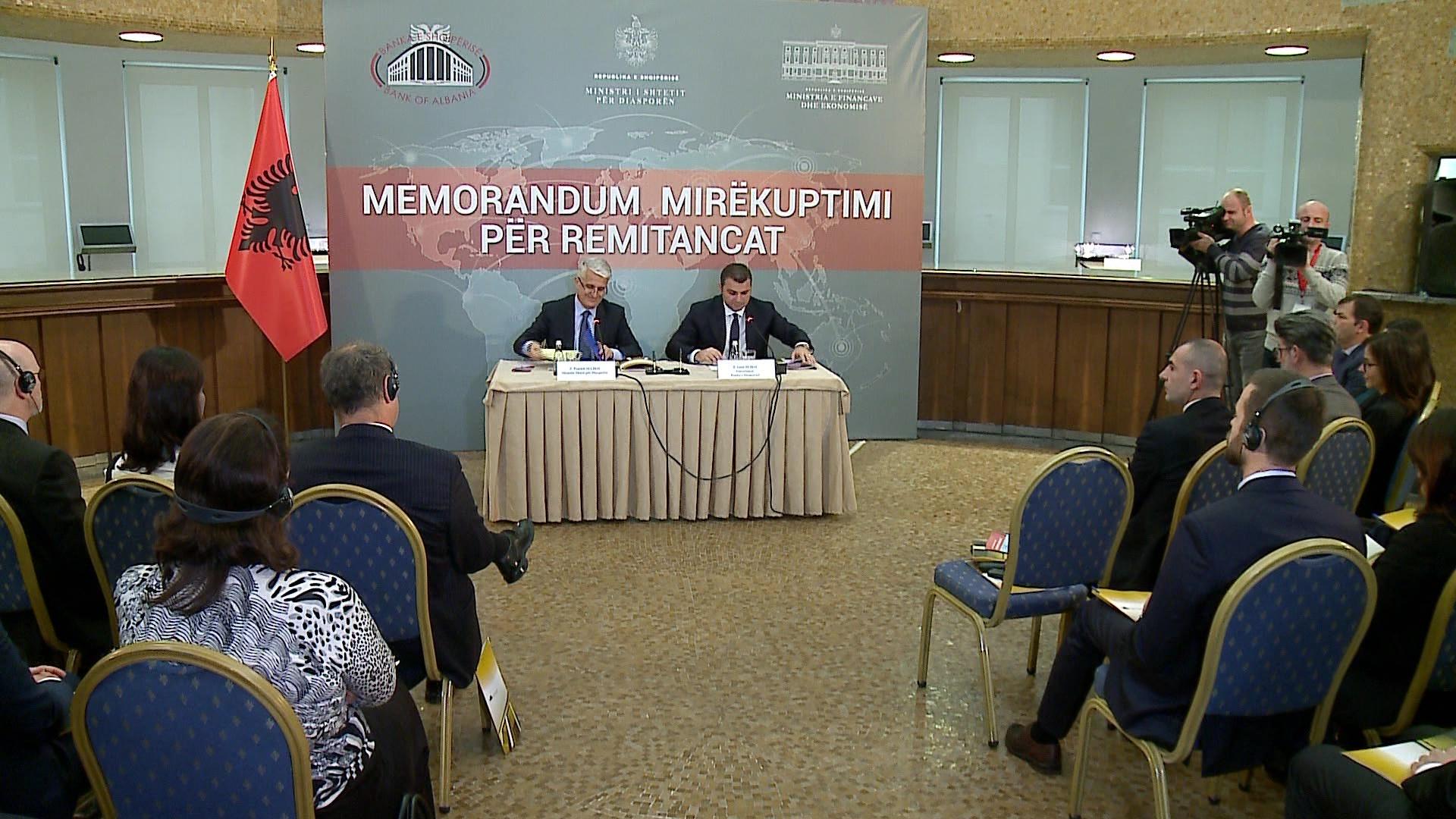 Majko-Sejko memorandum bashkëpunimi: Diaspora të investojë