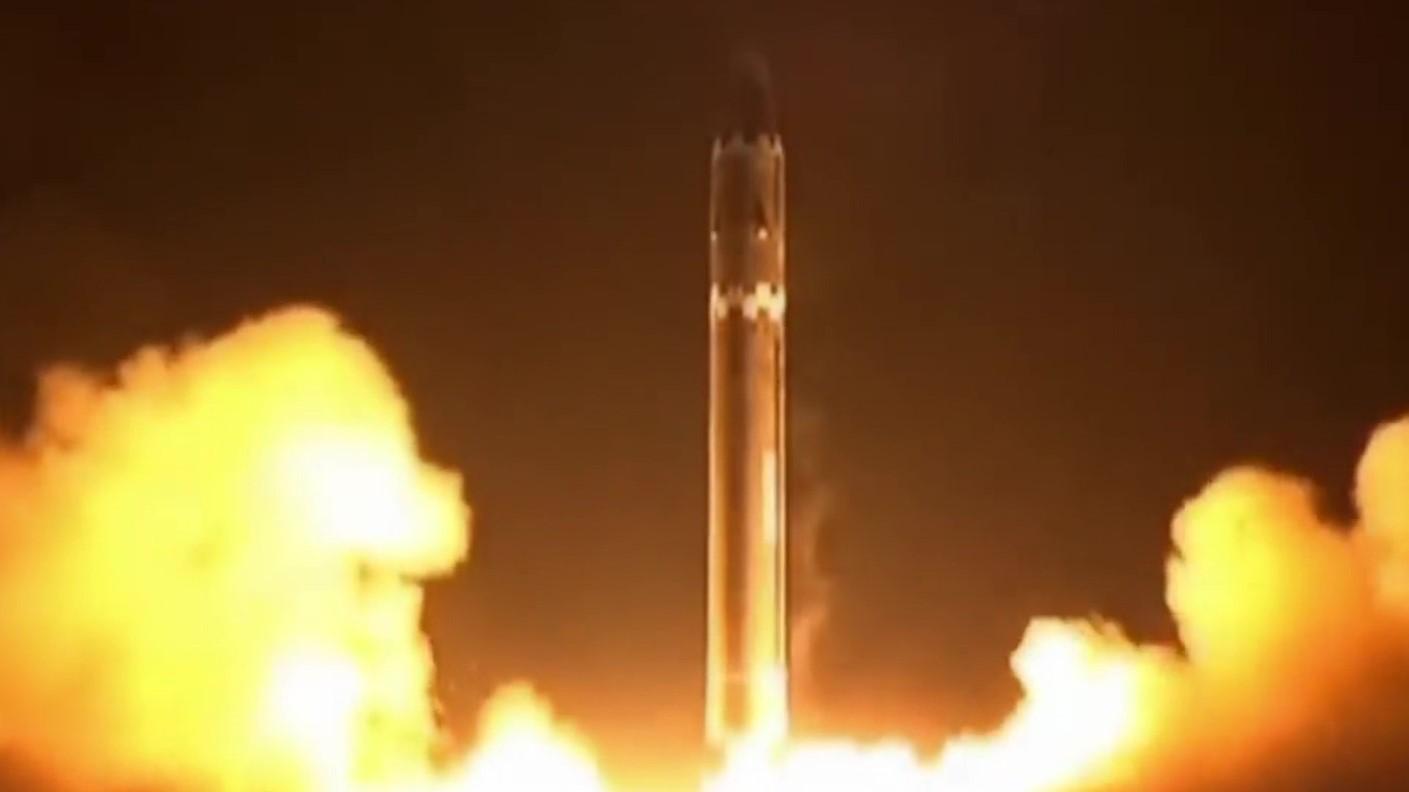 """Korea e Veriut: Raketa balistike e lëshuar është parë nga """"Cathay Pacific"""""""