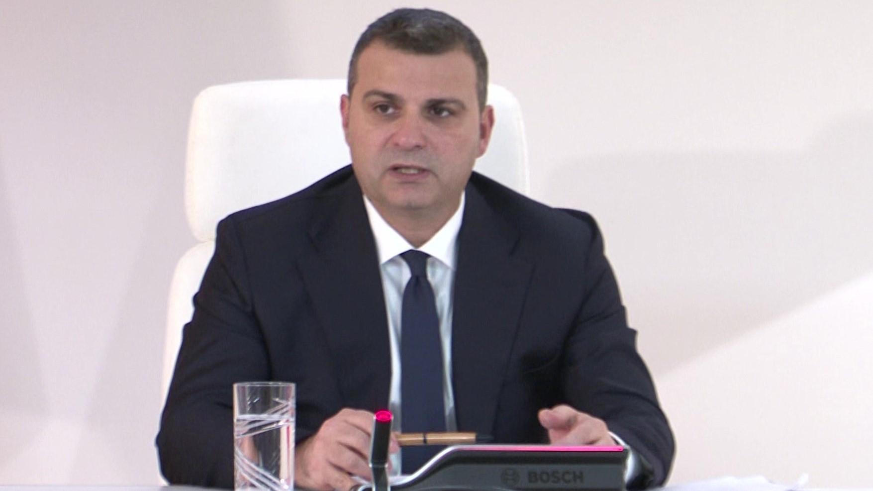 Guvernatori Sejko shprehet optimist për të ardhmen e ekonomisë
