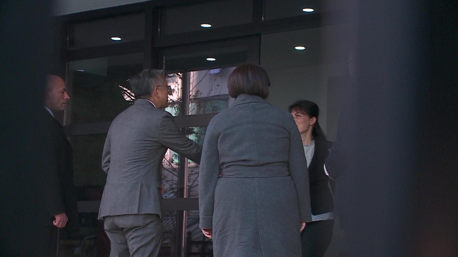 Ambasadori Lu takon Kryeprokuroren Arta Marku