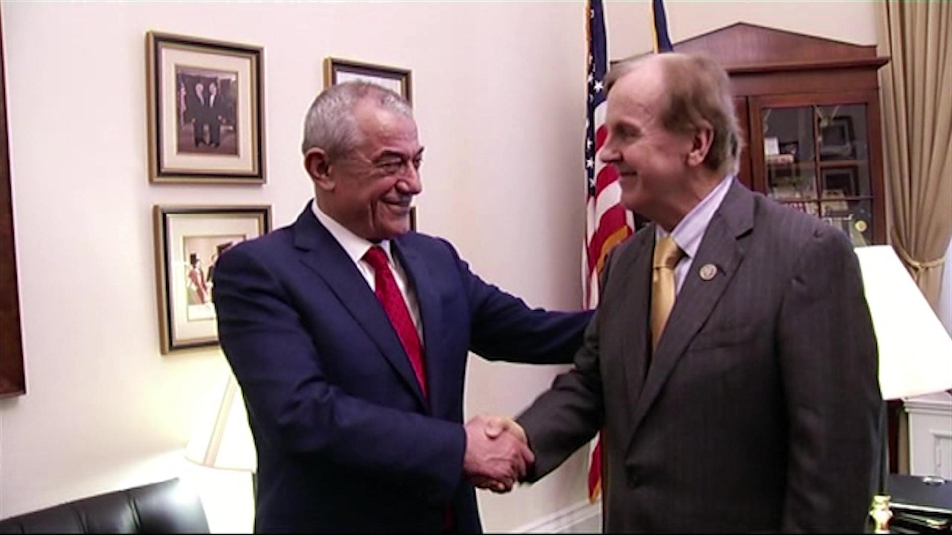 Ruçi vizitë zyrtare në SHBA, takon kongresmenë e senatorë