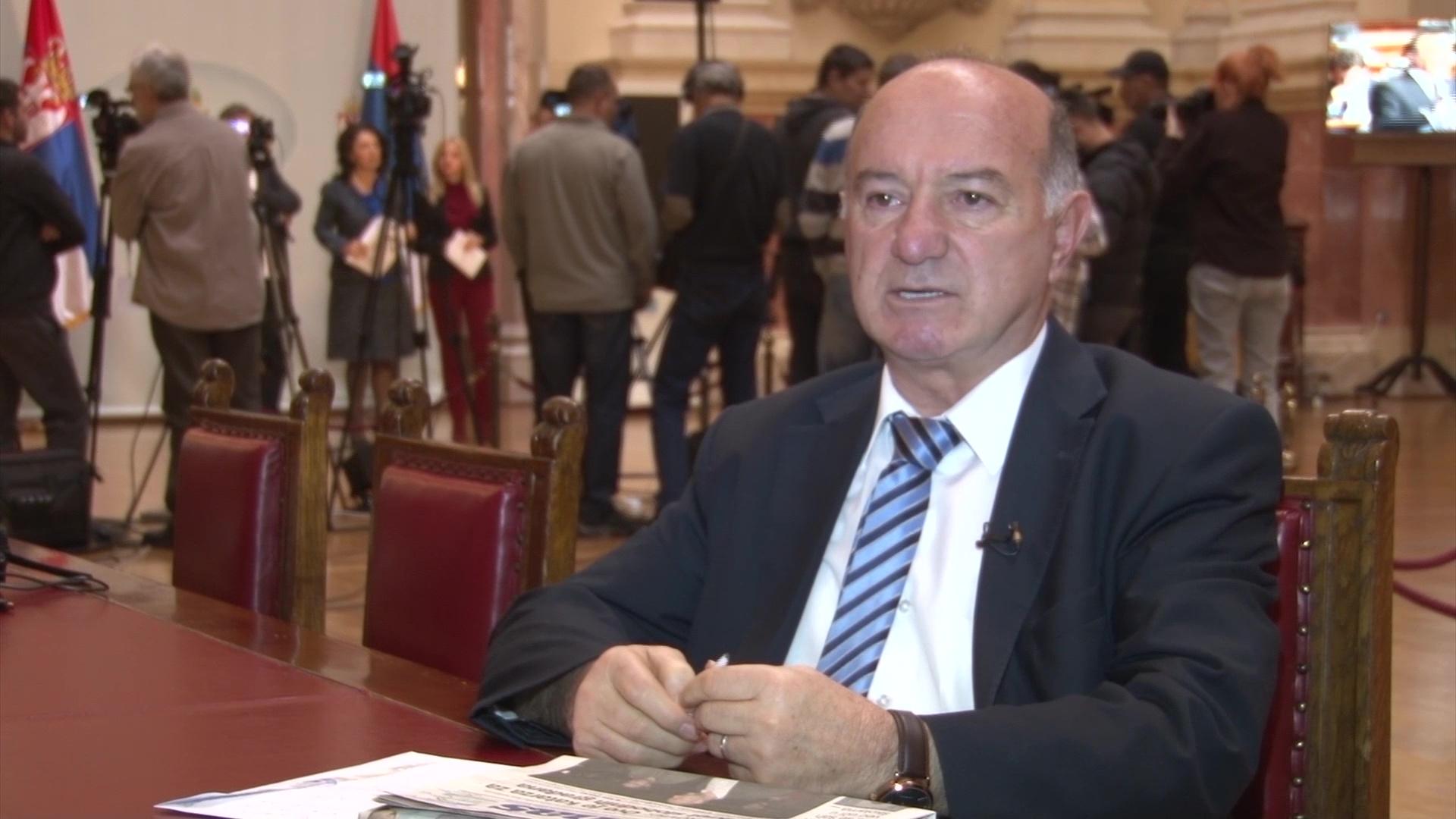 Shqiptarët e Serbisë përfaqësohen vetëm nga një deputet në Parlament
