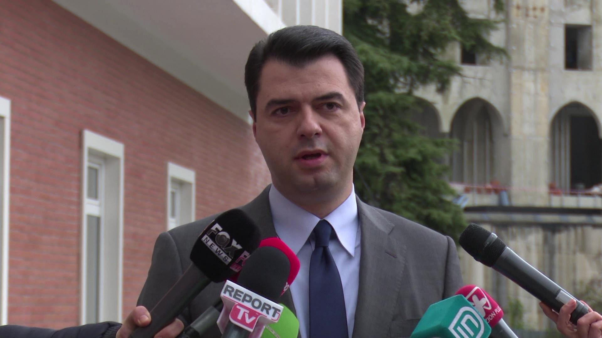 """Basha-Ramës: """"Nuk ka bashkëpunim nga PD me keqbërës që shkelin kushtetutën"""""""