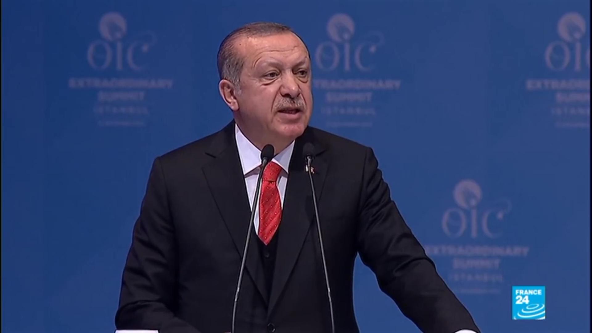 Erdogan: Përmes grindjes vëllazërore synohet riprojektimi i botës islame