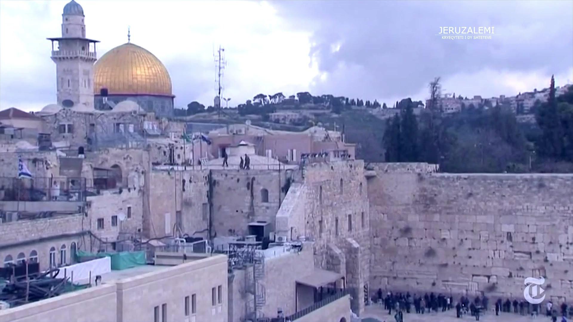 Trump e Jeruzalemi: Arsyet e perspektivat e një vendimi