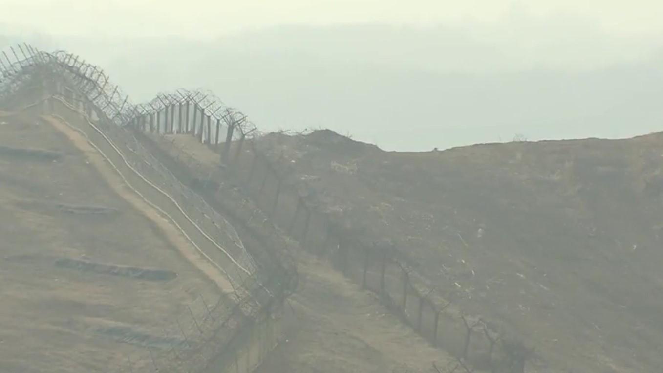 Korea e Jugut të shtëna paralajmëruese koreanoveriorëve