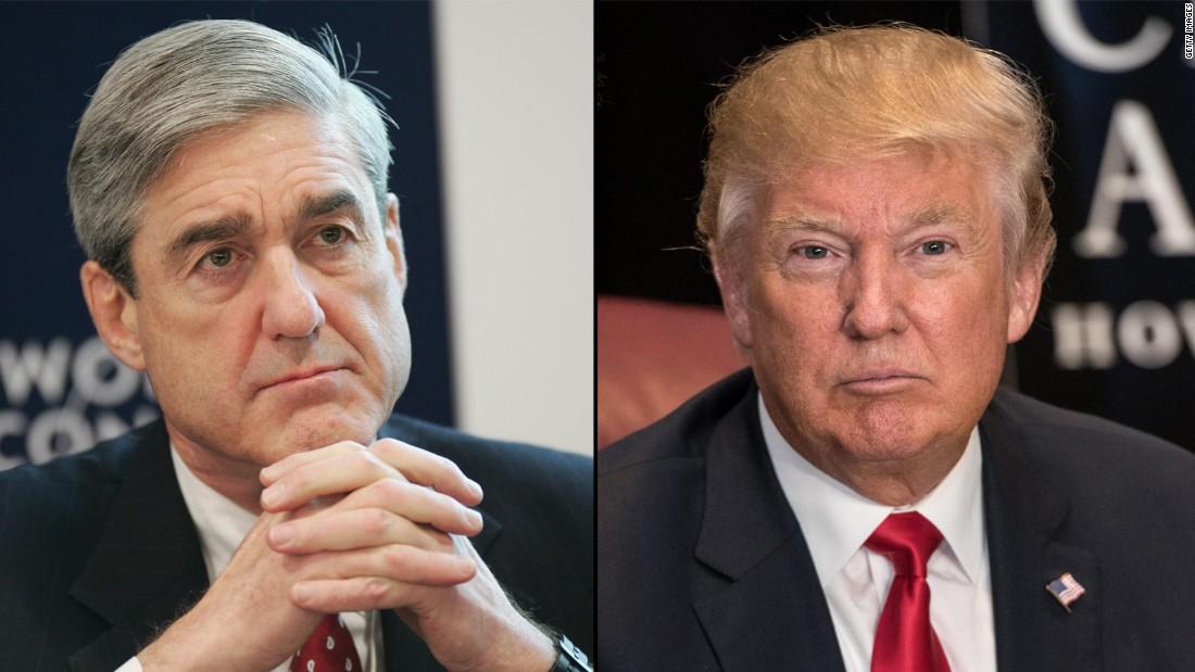 Prokurori special amerikan kërkon të marrë në pyetje Presidentin Trump