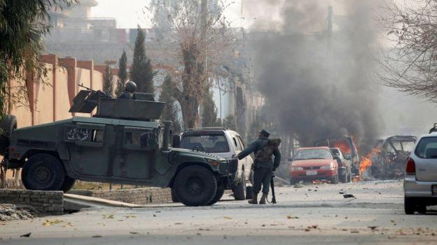 """Sulmi ndaj """"Save The Children"""", 6 të vdekur dhe 24 të plagosur"""