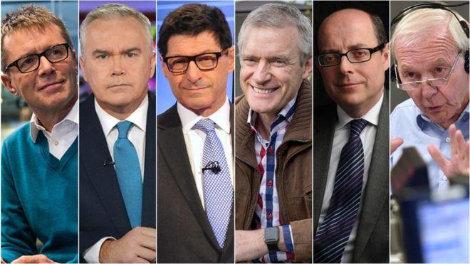 Prezantuesit e BBC shkurtojnë pagën: Gati të ndihmojmë koleget femra